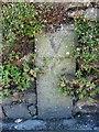 WV2678 : Old Milestone, La Grande Rue (Ancien jalon) by Tim Jenkinson